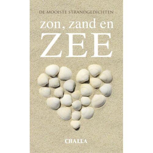 Zon, zand en zee - Berend-Jan Challa (ISBN: 9789078169147)