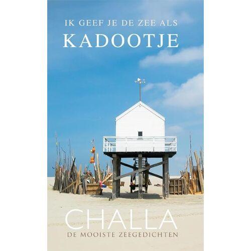 Vlieland, Ik geef je de zee als kadootje! - Berend-Jan Challa (ISBN: 9789078169345)