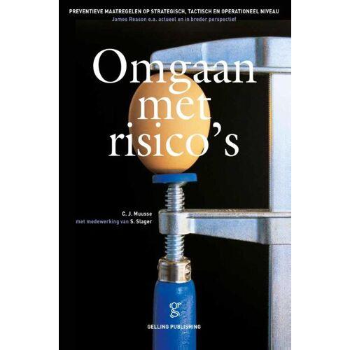 Omgaan met risico's - Cees J. Muusse, Siep Slager (ISBN: 9789078440741)