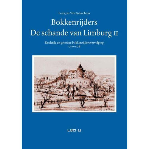 Bokkenrijders, de schande van Limburg - François van Gehuchten (ISBN: 9789079226214)