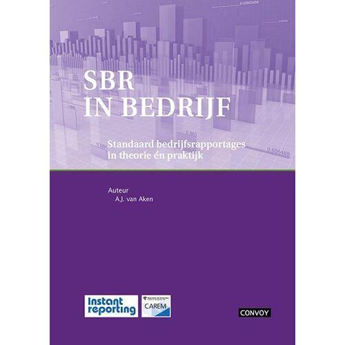 SBR in bedrijf - A.J. van Aken (ISBN: 9789079564965)