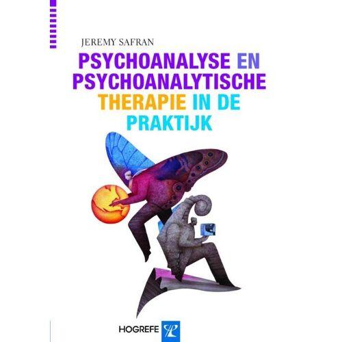 Psychoanalyse en psychoanalytische therapie in de praktijk - Jeremy Safran (ISBN: 9789079729890)