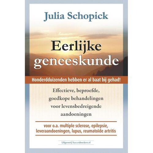 Eerlijke geneeskunde - Julia Schopick (ISBN: 9789079872923)