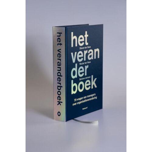 Het Veranderboek - B. Janssen, S. ten Have, Wouter ten Have (ISBN: 9789081091459)