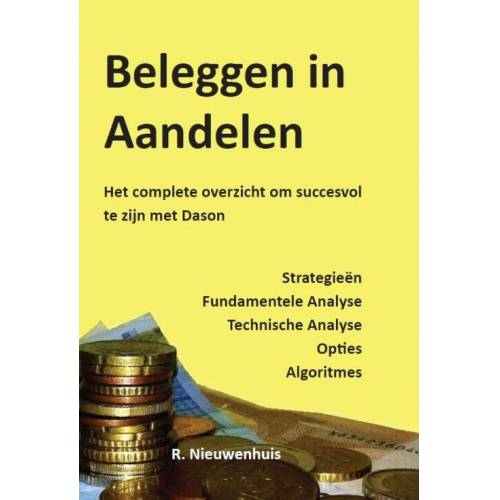 Beleggen in aandelen - Rob Nieuwenhuis (ISBN: 9789082023909)