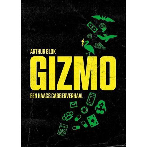 Gizmo - Arthur Blok (ISBN: 9789082075861)