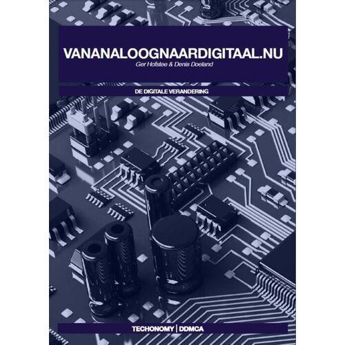 Vananaloognaardigitaal.nu - Denis Doeland, Ger Hofstee (ISBN: 9789082108316)