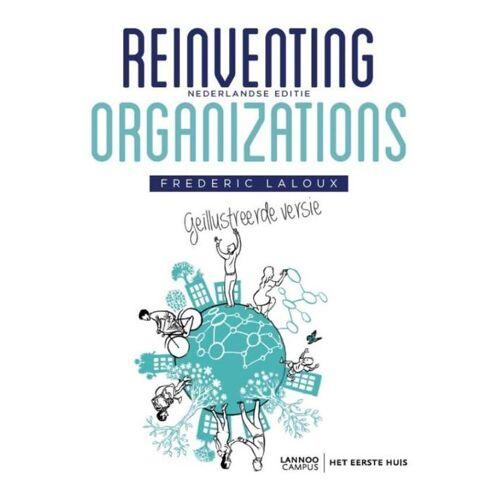 Reinventing Organizations - Geïllustreerde versie - (ISBN: 9789082347715)