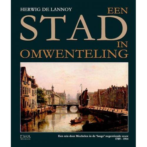 Een stad in omwenteling - Herwig de Lannoy (ISBN: 9789082416060)
