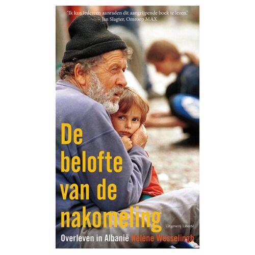 De belofte van de nakomeling - Hélène Wesselingh (ISBN: 9789082512403)