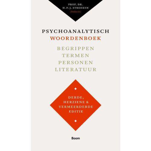 Psychoanalytisch woordenboek - (ISBN: 9789085066149)
