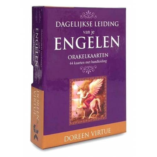 Dagelijkse Begeleiding van je Engelen - Doreen Virtue (ISBN: 9789085081197)
