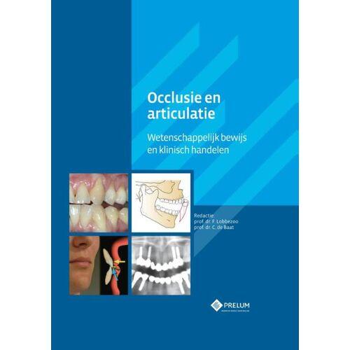 Occlusie en articulatie - C. de Baat, F. Lobbezoo (ISBN: 9789085621416)