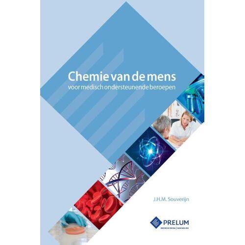 Chemie van de mens - John Souverijn (ISBN: 9789085621447)