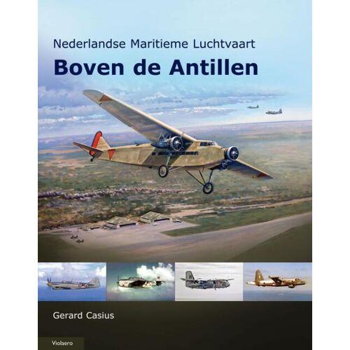 Boven de Antillen - Gerard Casius (ISBN: 9789086161805)