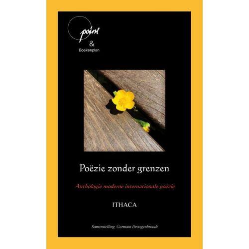Poëzie zonder grenzen - Germain Droogenbroodt (ISBN: 9789086665198)