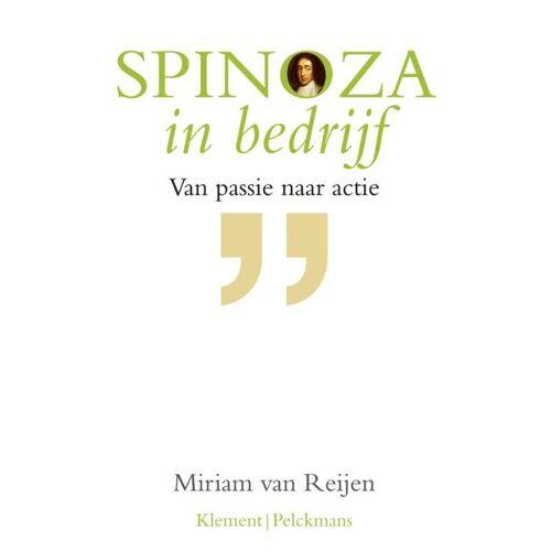 Spinoza in bedrijf - (ISBN: 9789086870936)
