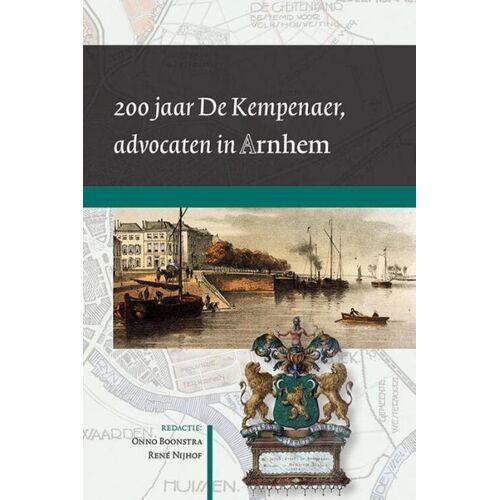 200 jaar De Kempenaer, advocaten in Arnhem - (ISBN: 9789087046125)