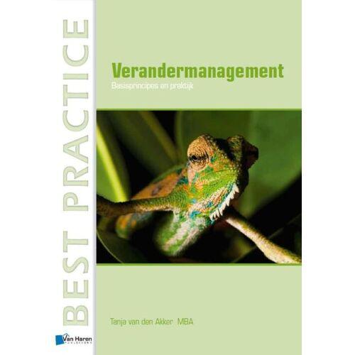Verandermanagement in organisaties - Tanja van den Akker (ISBN: 9789087536893)
