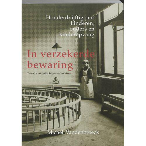 In verzekerde bewaring - M. Vandenbroeck (ISBN: 9789088500251)
