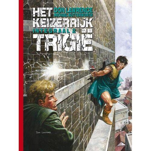 Het Keizerrijk - Michael Butterworth (ISBN: 9789088866449)
