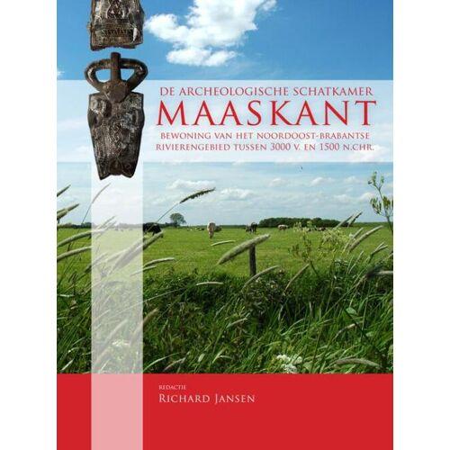 De archeologische schatkamer Maaskant - (ISBN: 9789088902253)