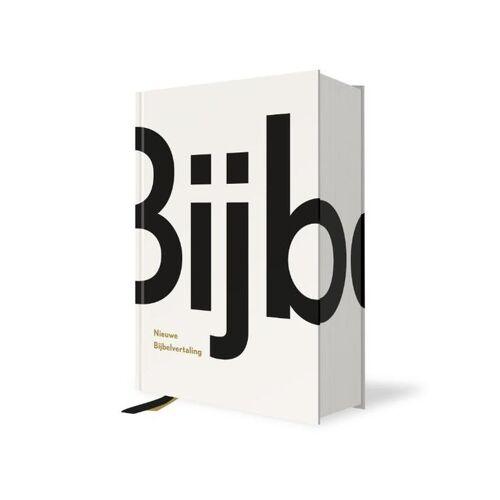 Bijbel Nieuwe Bijbelvertaling - Standaardeditie (wit) - NBG (ISBN: 9789089120090)