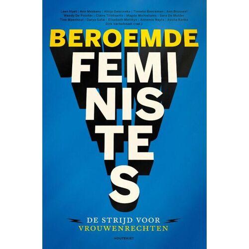 Beroemde feministes - Dirk Verhofstadt (ISBN: 9789089247155)