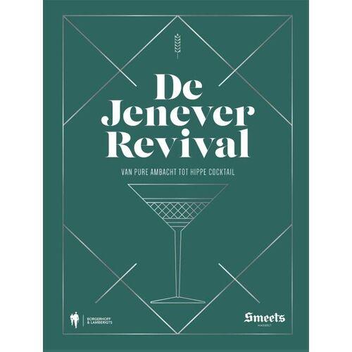 De Jenever Revival - (ISBN: 9789089317957)