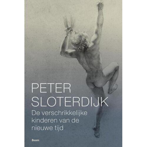 De verschrikkelijke kinderen van de nieuwe tijd - Peter Sloterdijk (ISBN: 9789089534439)