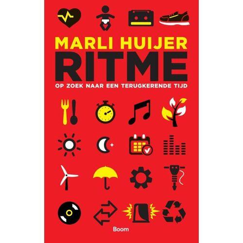 Ritme - Marli Huijer (ISBN: 9789089536082)