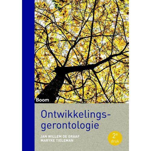 Ontwikkelingsgerontologie - Jan Willem de Graaf, Maryke Tieleman (ISBN: 9789089539991)