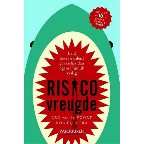 Risicovreugde - Leo van de Voort, Rob Fijlstra (ISBN: 9789089653994)