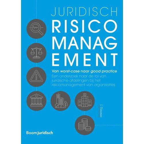 Juridisch risicomanagement - Ivar Timmer (ISBN: 9789089744494)