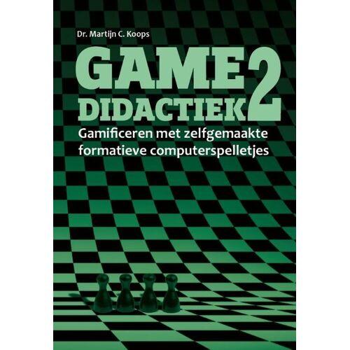 Gamedidactiek 2 - Martijn Koops (ISBN: 9789090325163)