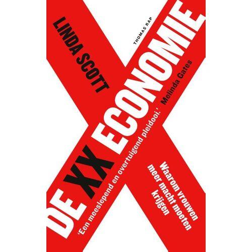 De xx-economie - Linda Scott (ISBN: 9789400406476)