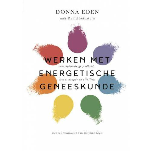 Werken met energetische geneeskunde - Donna Eden (ISBN: 9789401304528)