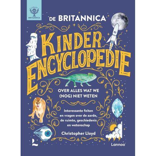 De Britannica Kinderencyclopedie - Christopher Lloyd (ISBN: 9789401476331)