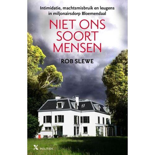 Niet ons soort mensen - Heleen Niele, Rob Slewe (ISBN: 9789401606219)