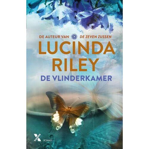 De vlinderkamer - Lucinda Riley (ISBN: 9789401612074)