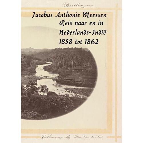 Reisverslag - Jacobus Antoni Meessen (ISBN: 9789402128390)