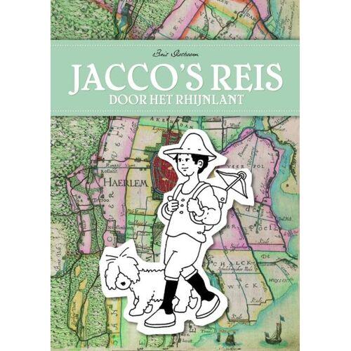 Jacco's reis door het Rhijnlant - Brit Slotboom (ISBN: 9789402147490)