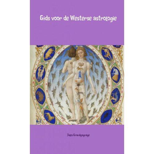 Gids voor de Westerse astrologie - Jules Grandgagnage (ISBN: 9789402187007)