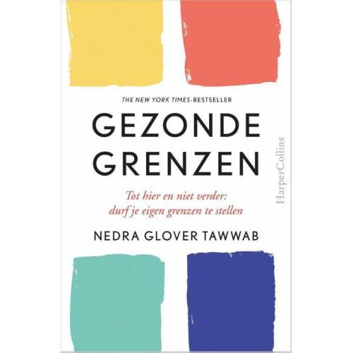Gezonde grenzen - Nedra Glover Tawwab (ISBN: 9789402708134)