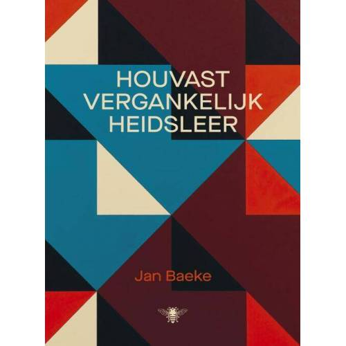 Houvastvergankelijkheidsleer - Jan Baeke (ISBN: 9789403138008)
