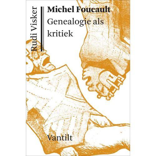 Michel Foucault - Rudi Visker (ISBN: 9789460040320)
