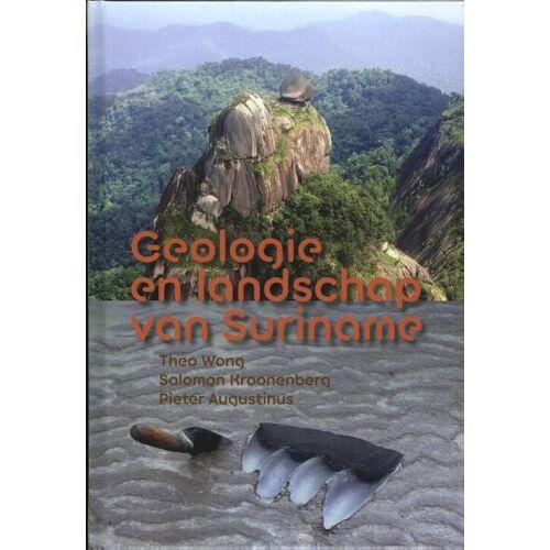 Geologie en landschap van Suriname - Pieter Augustinus, Salomon Kroonenberg, Theo Wong (ISBN: 9789460224591)