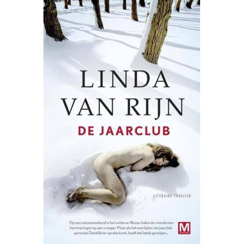 Pakket De Jaarclub - Linda van Rijn (ISBN: 9789460684852)