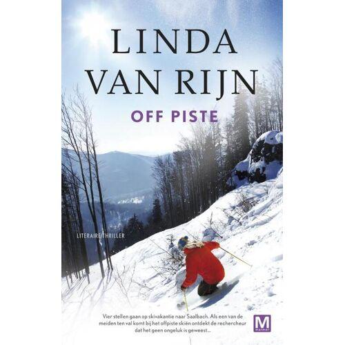 Pakket Off Piste - Linda van Rijn (ISBN: 9789460684951)