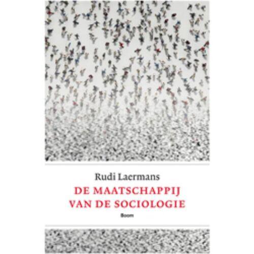 De maatschappij van de sociologie - Rudi Laermans (ISBN: 9789461051936)